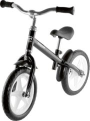 Running Bike Runracer Black