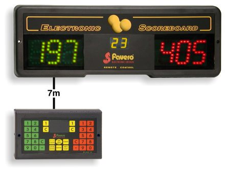 Scoreboard PLAY 8 REMOTE