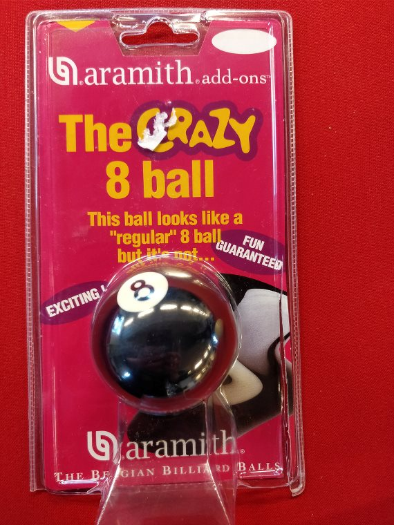 Crazy 8 ball 57,2mm