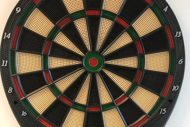 Elektronisk Dart Softtip dartboard